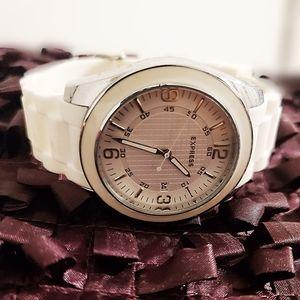 Express White watch